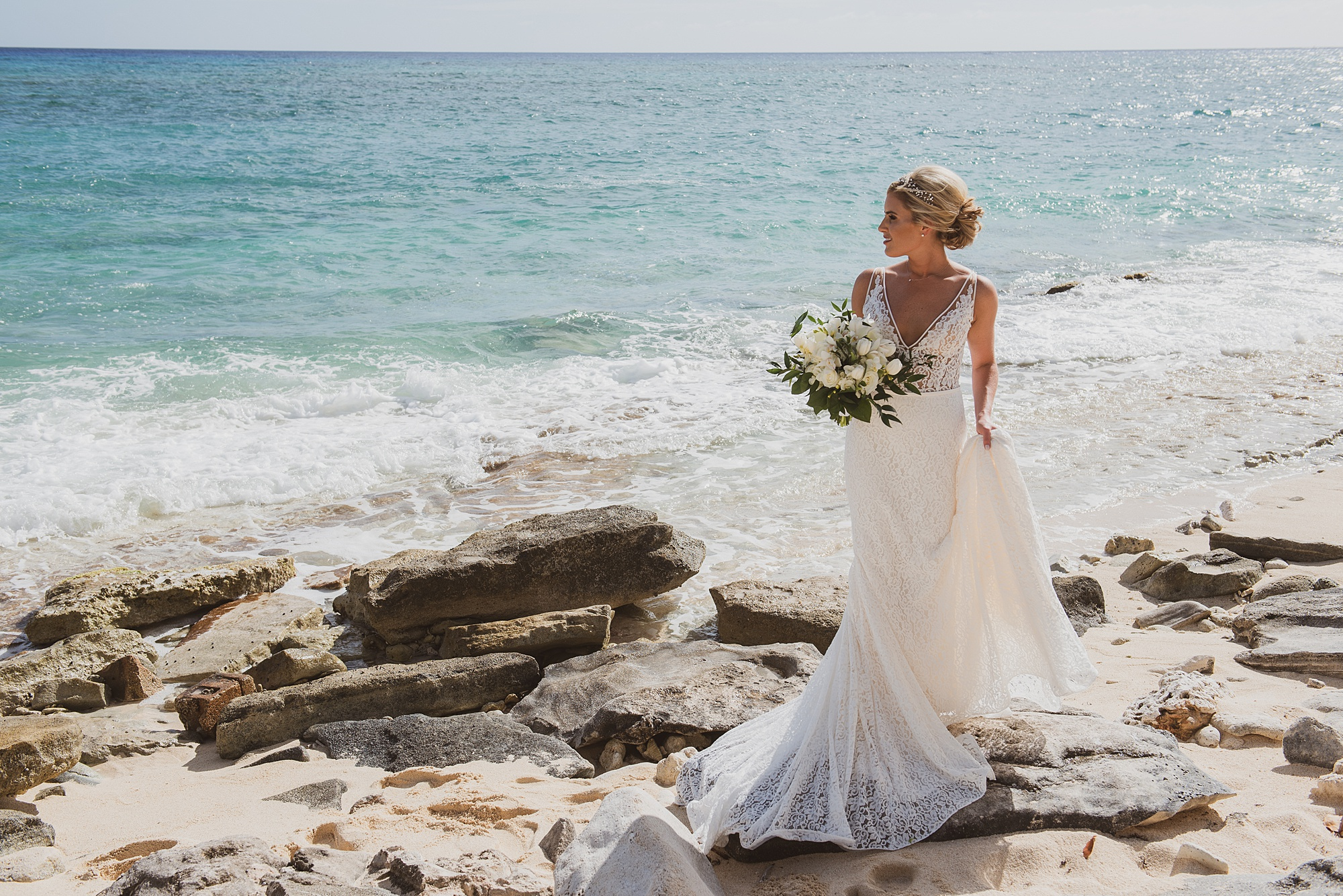 cayman islands bride by janet jarchow
