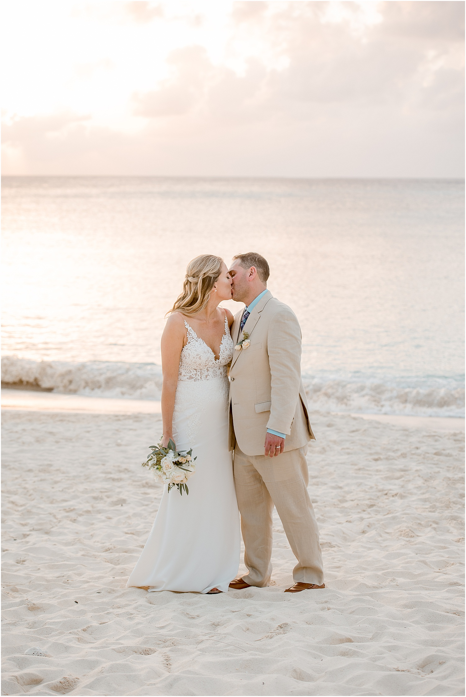 Governors Beach Grand Cayman Wedding by Janet Jarchow
