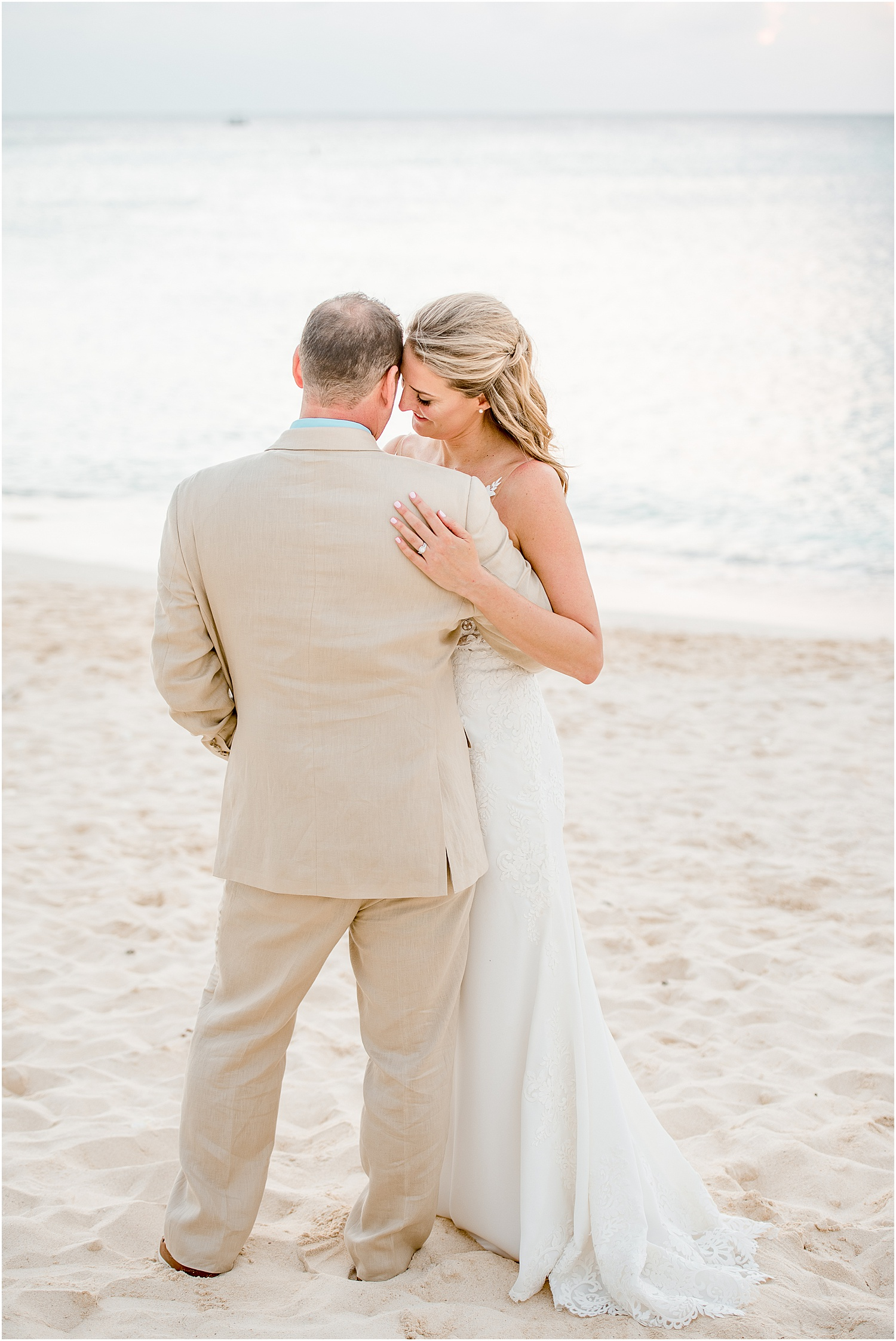 Governors Beach Cayman Islands Wedding