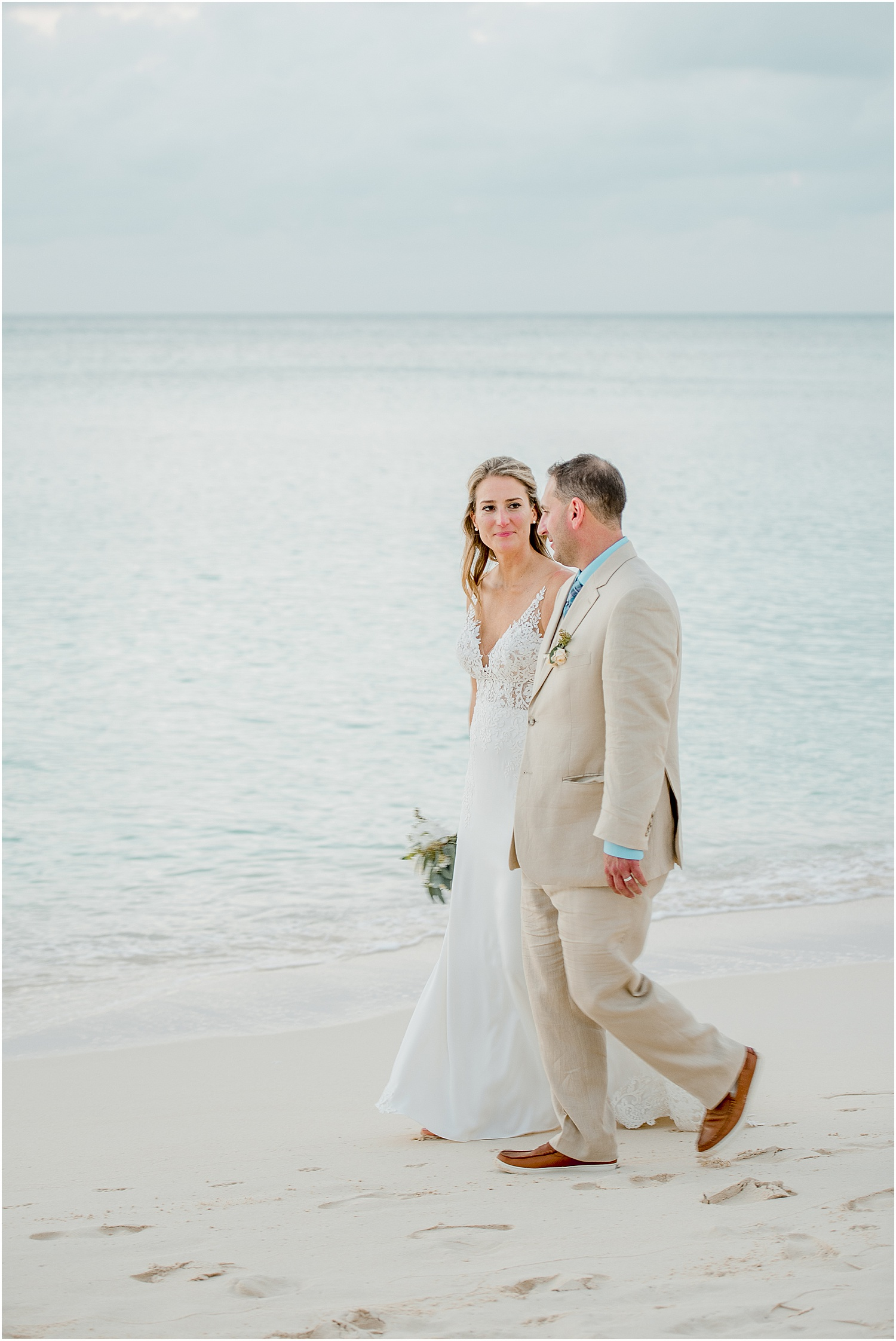 Governors Beach Cayman Islands Wedding by Janet Jarchow
