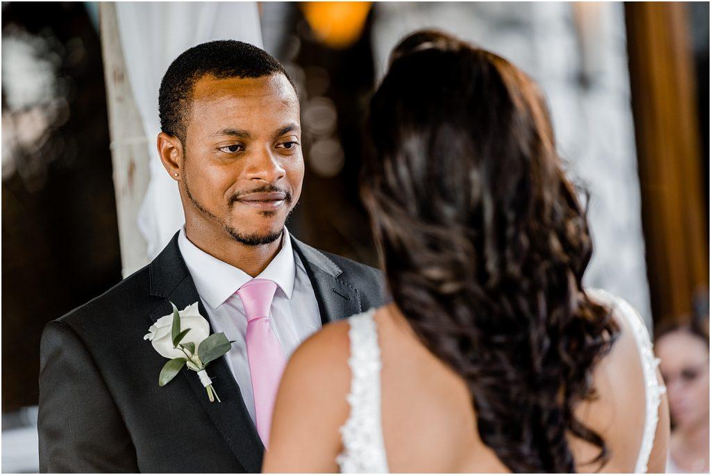 grand cayman wedding ceremony