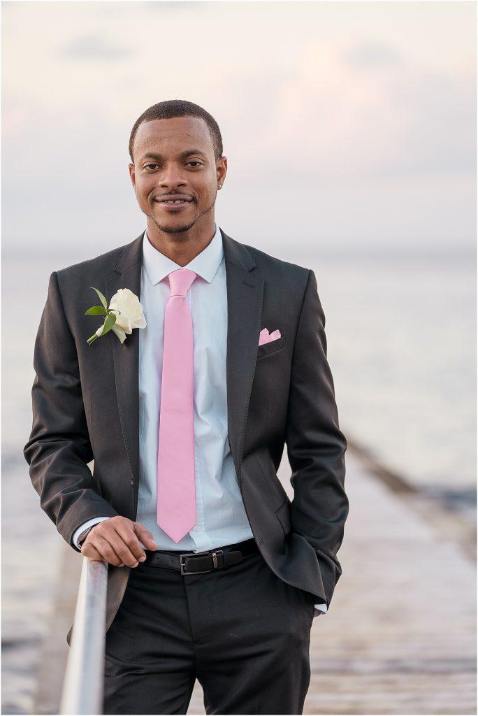 cayman groom