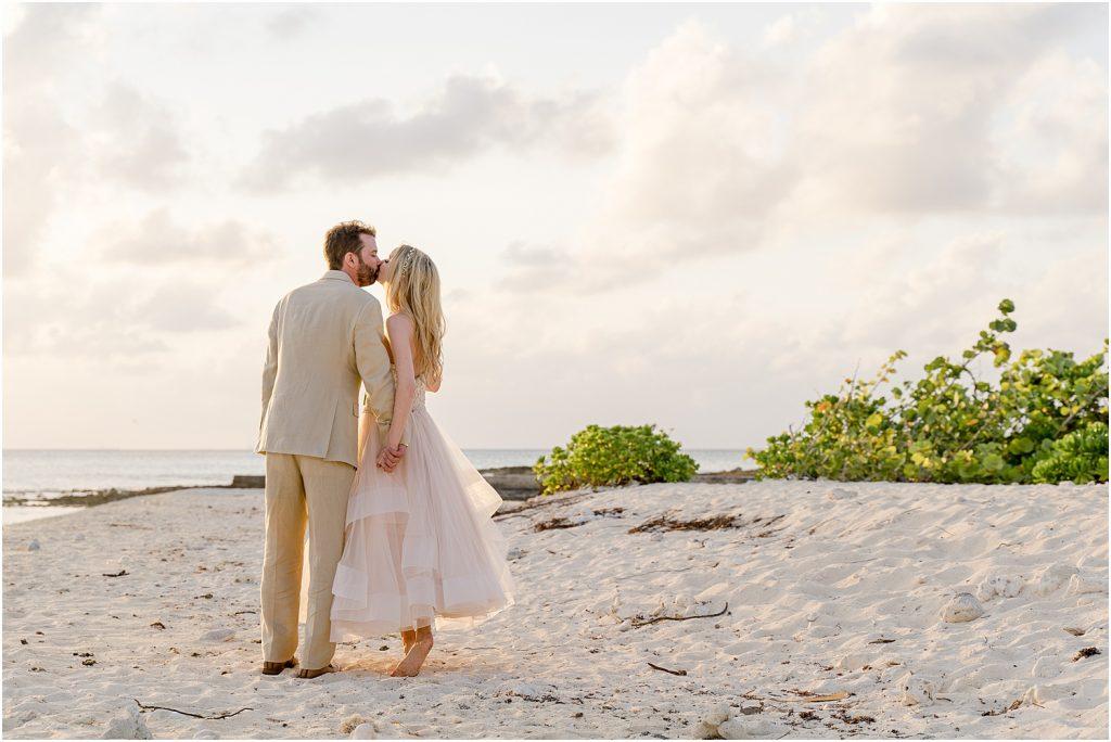wharf cayman wedding