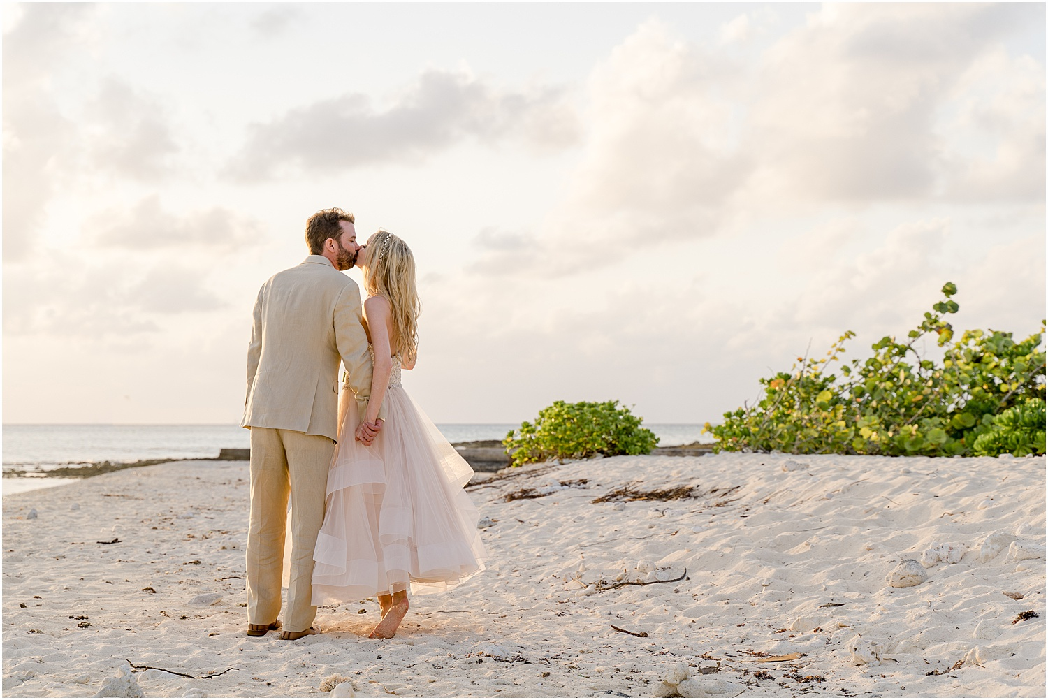 wharf cayman wedding