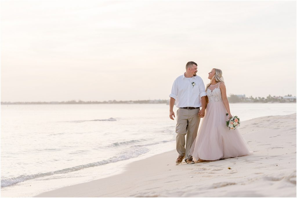 cayman islands beach wedding