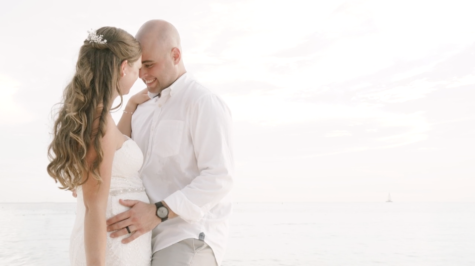 westin grand cayman wedding film