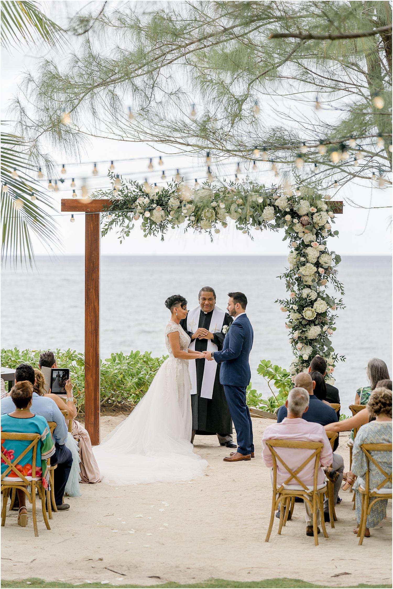 Sea Orchard Retreat wedding