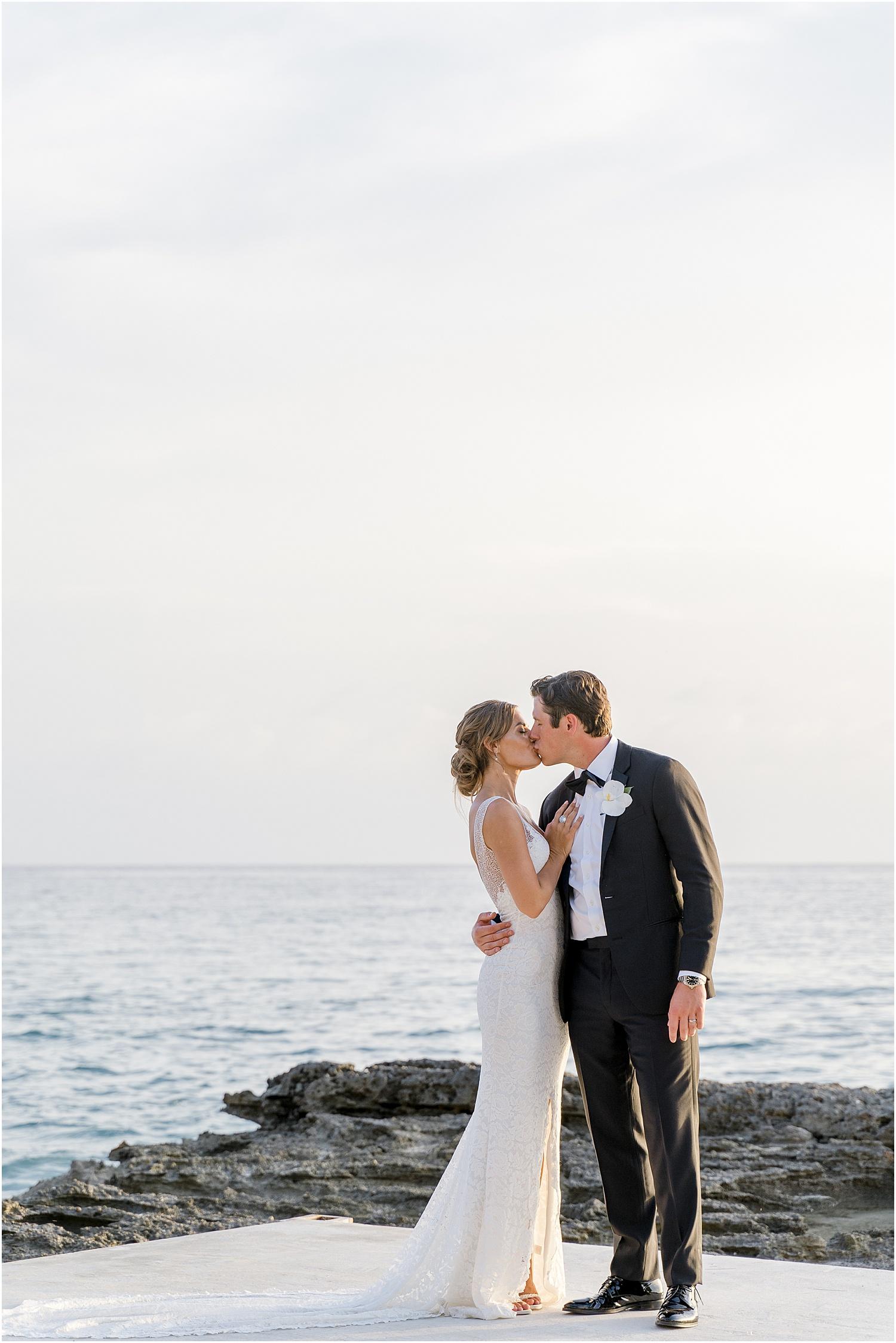 Glamorous Cayman Island Wedding